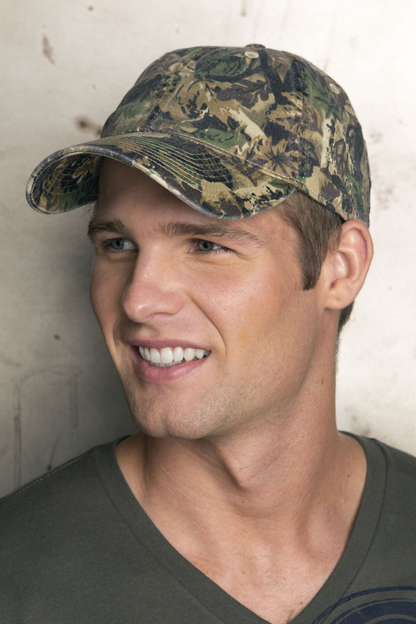 Clutch Camouflage Unconstructed Twill Cap
