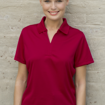 Women's Vansport™ V-Tech Performance Polo