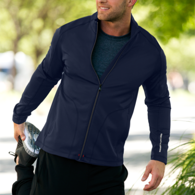 Greg Norman Attack Life Full-Zip Jacket