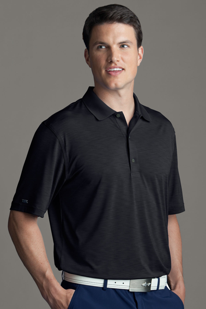 Play Dry® Heather Polo