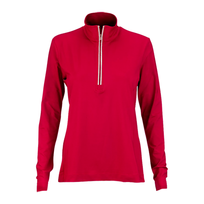 Women's Play Dry® 1/4-Zip Active Pullover